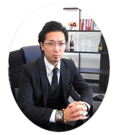 エクシードエンタープライズ株式会社 代表取締役社長 田口 雄基